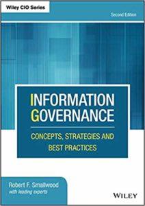 information governance book